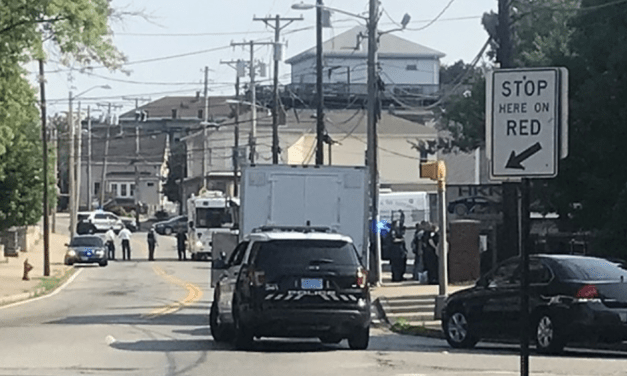 Rhode Island Police Officer Shot