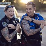 Austin Police Use 'National Tattoo Day' As Recruiting Opportunity