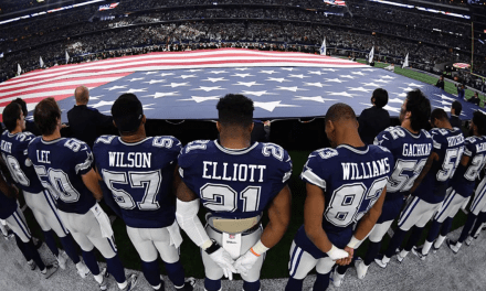 Dallas Cowboys Will Require Players To Stand For The National Anthem