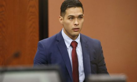 El Paso Officer Found Not Guilty Of Drowning Son