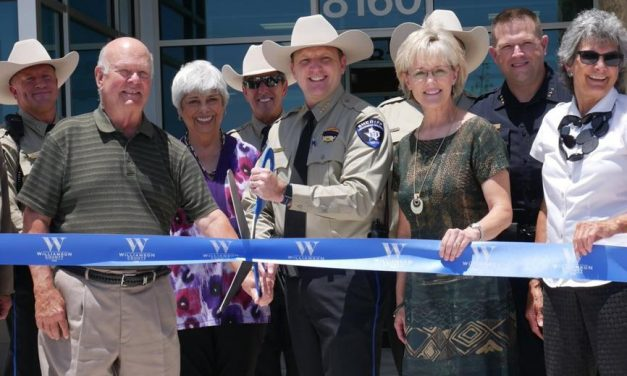 Williamson County Training Center Named After Slain  Sheriff's Deputy