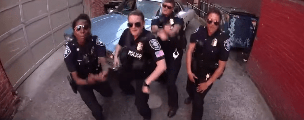 Did Seattle Police Just Win The Lip Sync Battle?