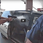 Watch: Tulsa Police Sergeant Shot Deploying Less Lethal