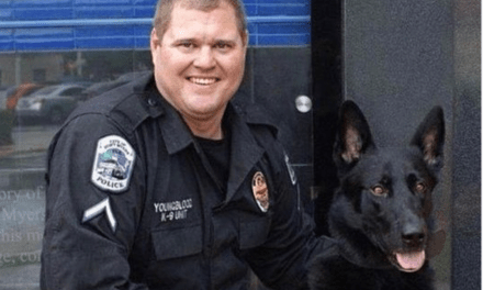 K-9 Thor Dies, Leaves Legacy Of Hard Work & Dedication