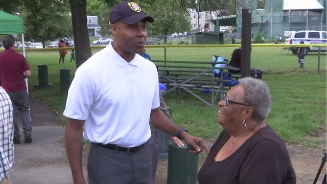 Albany Police Use BBQ To Connect To The Community