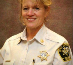 Kent County Names First Female Sheriff