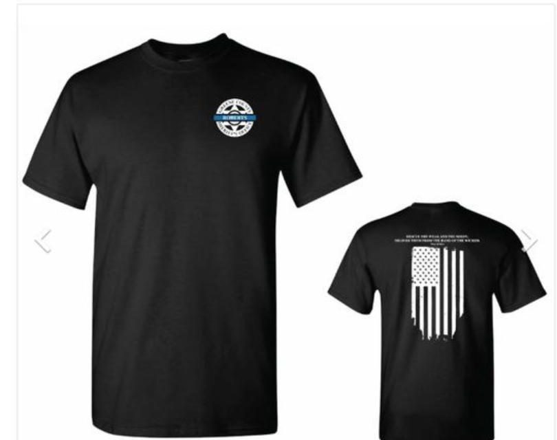 T-Shirt Sales Go To Family of Fallen Officer