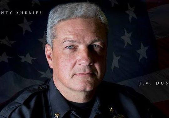 Sheriff Leaves Democratic Party Citing Anti-Police Views