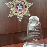 Progressive Agency with Policing Plan Wins IACP Community Policing Award