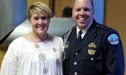 Utah Chief Dies After Fitness Test