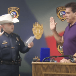 The Incredible Hulk Becomes A Bexar County Deputy