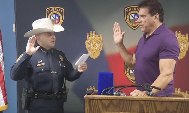 The Incredible Hulk Becomes A Bexar County Deputy