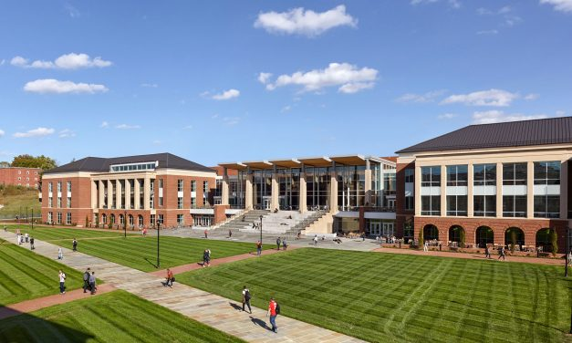 Why I Attend Liberty University