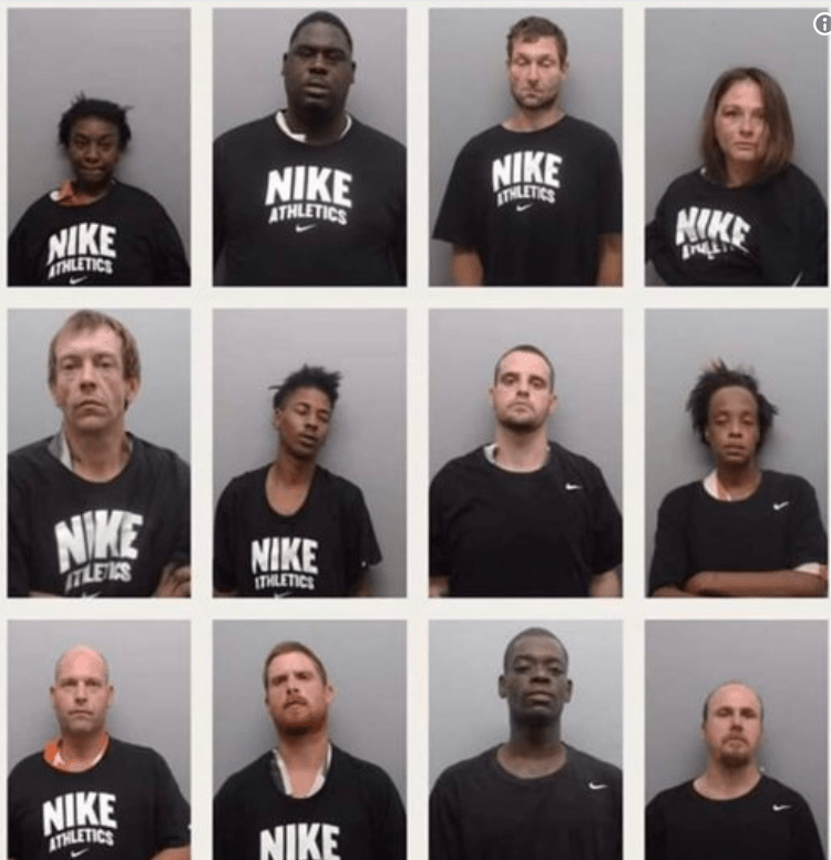 Arkansas Sheriff Apologizes For Nike Shirt Controversy