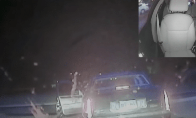Watch Shootout By Oklahoma Trooper And Suspect