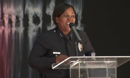 LAPD Names First African American Woman Deputy Chief
