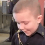 Texas Agency Welcomes 7-Year-Old Battling Cancer To The Force