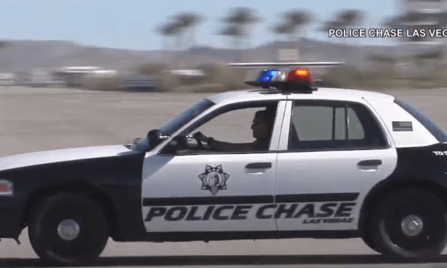 Las Vegas Motor Speedway Introduces Police Chase' Attraction