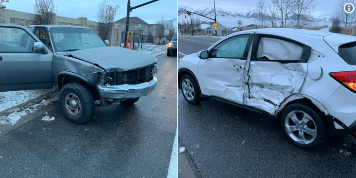 Blindfolded Driver Crashes After 'Bird Box Challenge' Goes Bad