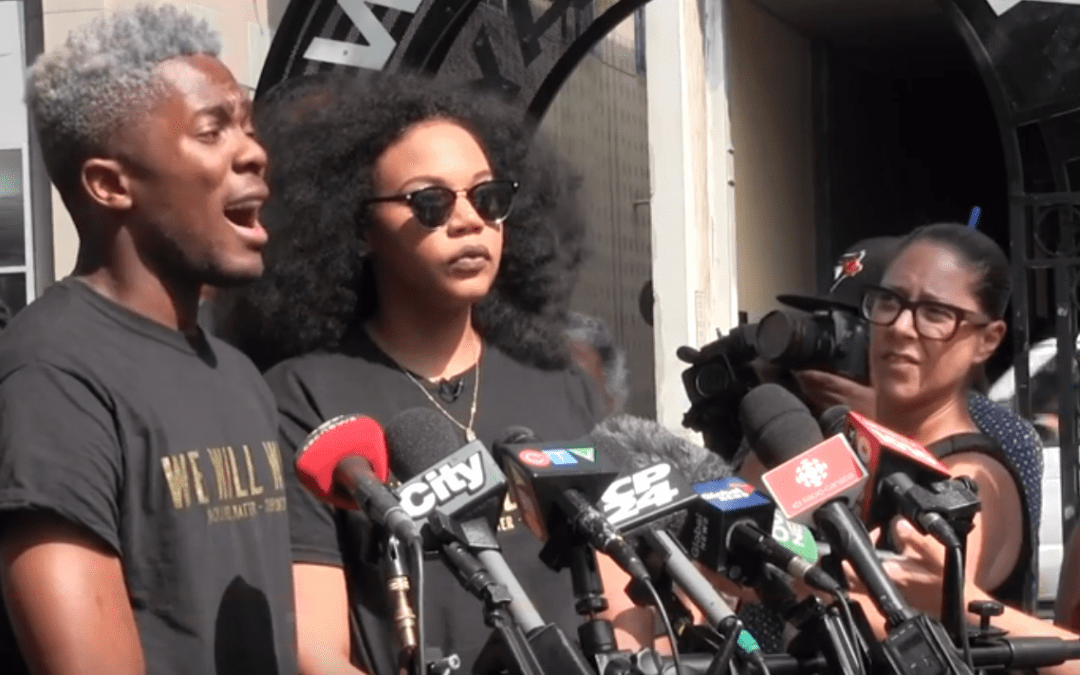 Black Lives Matter Hologram Was Considered For Canada's $10 Bill Design