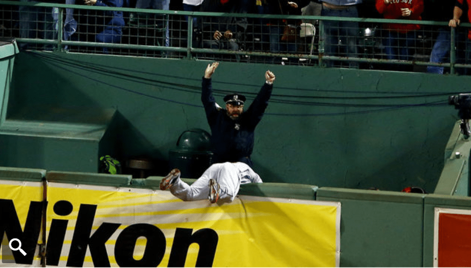 Red Sox 'Bullpen Cop' Retires After 33 Years Of Service