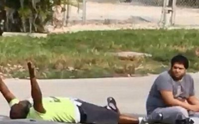 One Juror Deadlocks Police Trial In Shooting of Caretaker