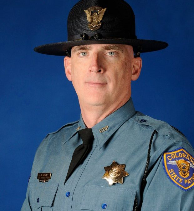 Colorado Trooper Killed In Blizzard