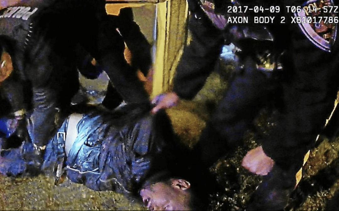 FBI Arrests Police Officer in Excessive Force Investigation