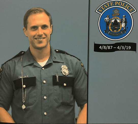 Maine State Trooper Dies After Being Struck By Falling Tires