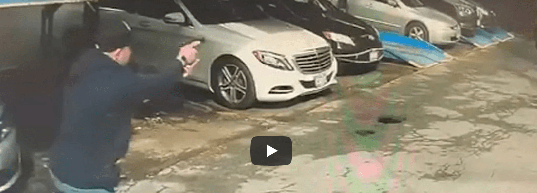Video: NYPD Officer Shot, Suspect Killed