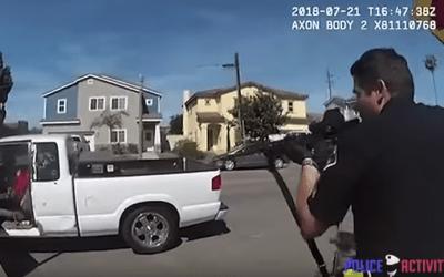 Anaheim police