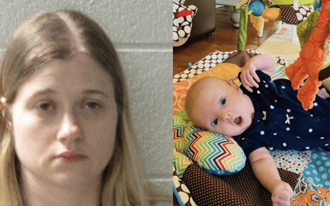 Sheriff: 'By the grace of God' infant survived getting tossed down embankment – Mother arrested
