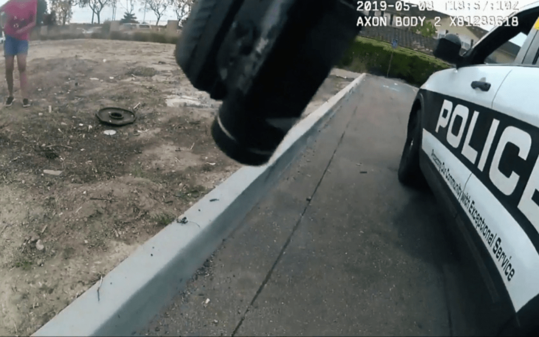 Video shows teen with knife apologizing after being shot by Oxnard Police Department