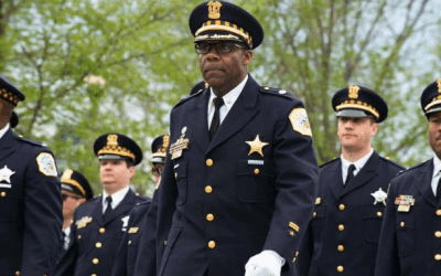 Chicago police commander