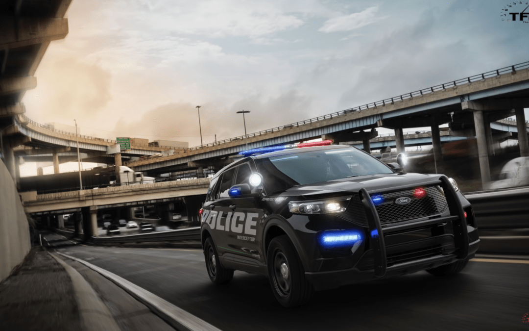 Ford Aims to Dominate Law Enforcement Sales