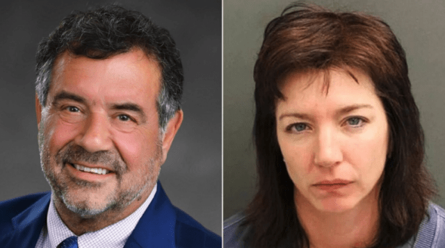 Woman accused of murdering husband was once his stepdaughter