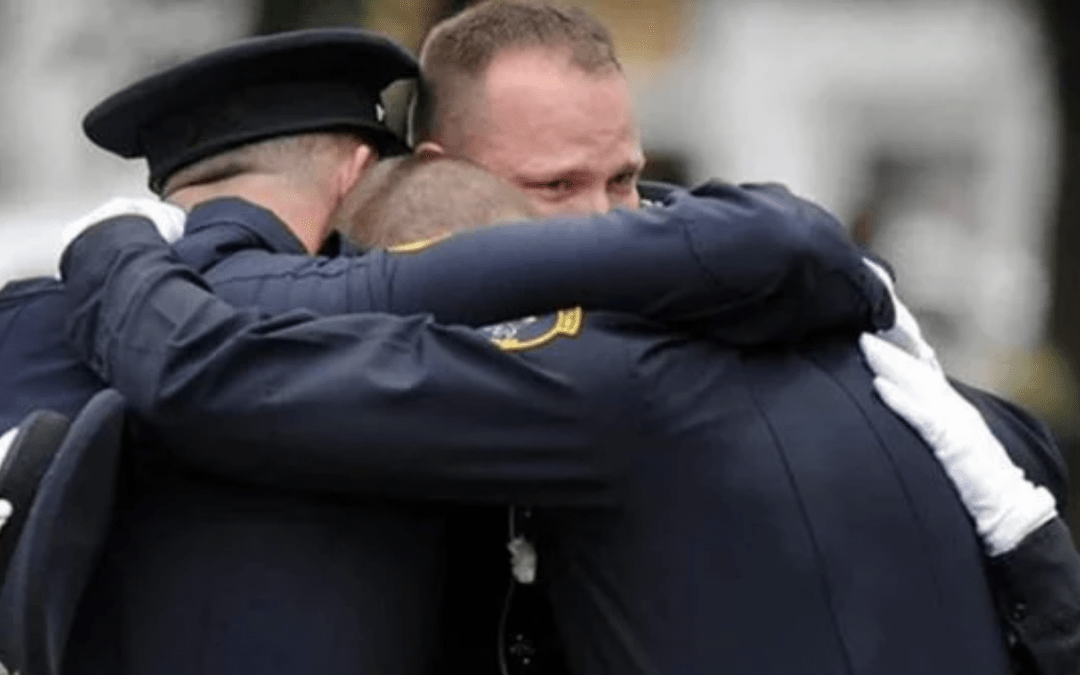 Policing and Personal Pain: Freedom for Healing from Your Past