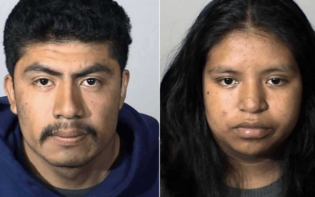Mother and boyfriend accused of killing newborn in maternity ward of hospital
