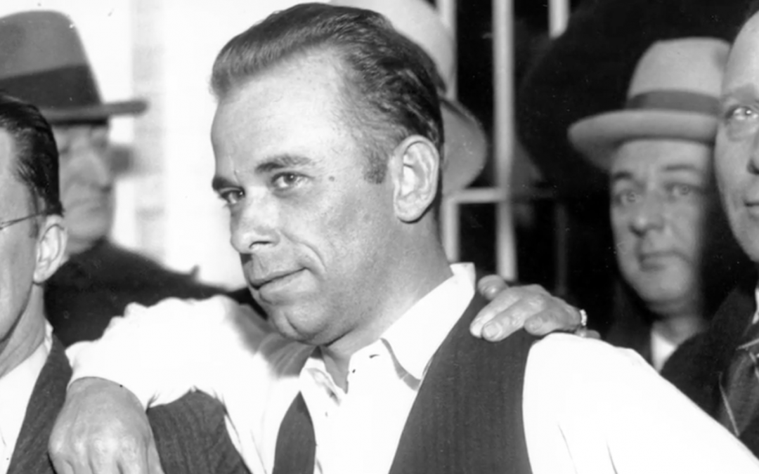 Remains of gangster John Dillinger to be exhumed from heavily protected grave