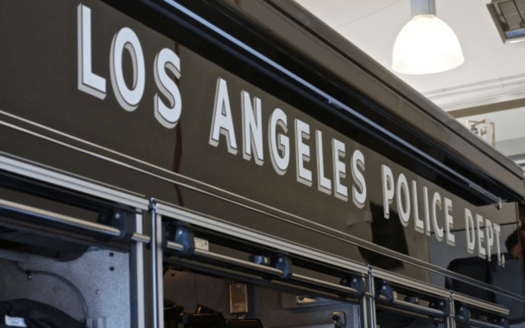 LAPD officer arrested for rape