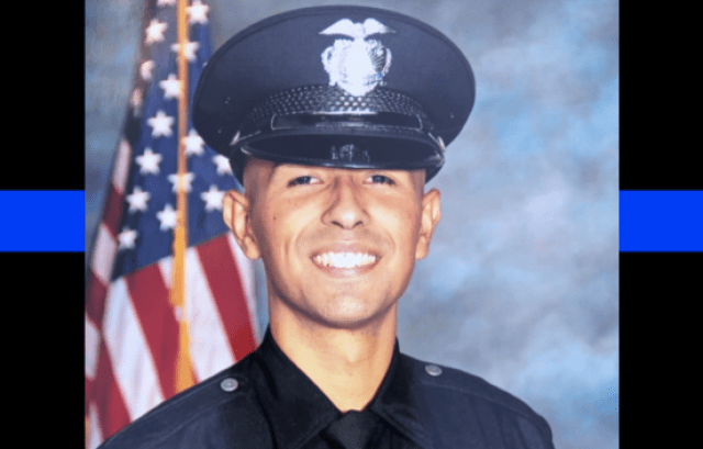 Los Angeles police officer