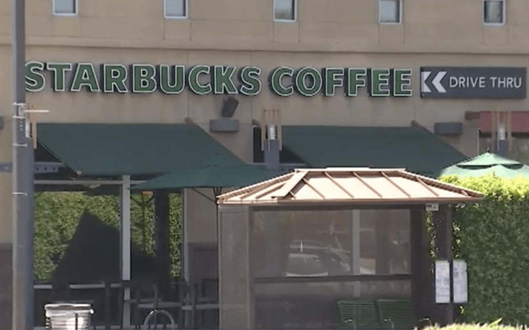 Officers asked to leave Starbucks because customer 'did not feel safe'