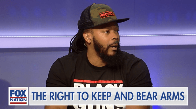 Black Guns Matter founder promotes Second Amendment in inner cities