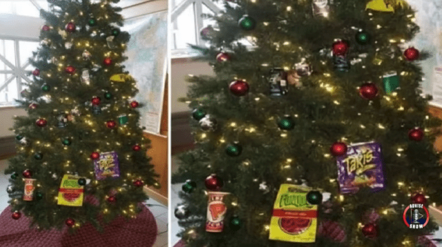 Christmas tree decorations lead to termination of two Minneapolis officers