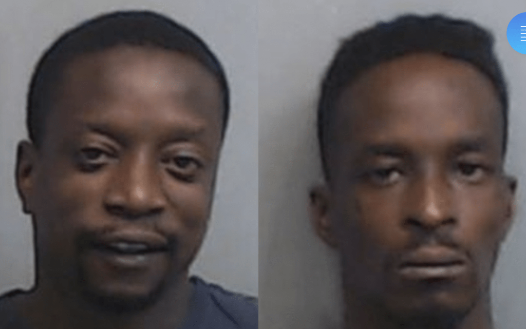 Brothers accused of firebombing officer's home