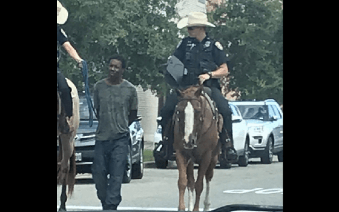 Galveston police chief apologizes for racially insensitive policy depicted in viral photograph