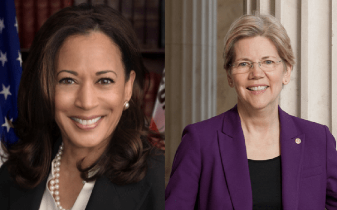 Kamala Harris and Elizabeth Warren Egregiously Lie About Michael Brown Shooting