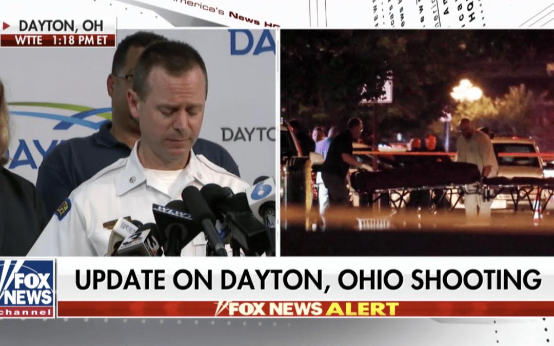 Sister of Dayton Gunman Among the Dead