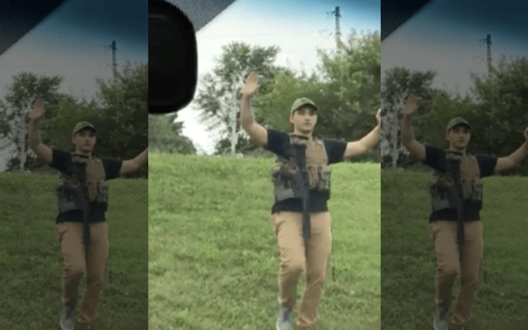 Armed off-duty firefighter halts armed body-armor-wearing suspect at Missouri Walmart