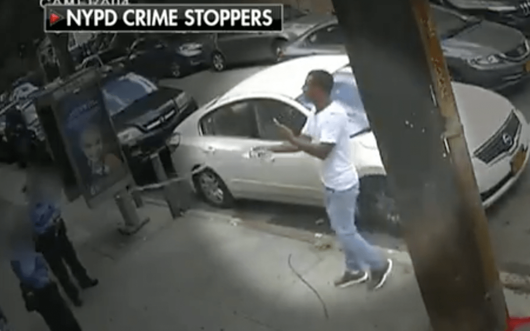 'Tough guy' arrested in latest water dousing crime, commissioner says